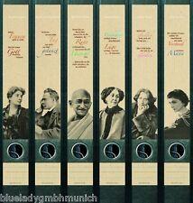 File Art 6x SCHMALE Ordner-Etiketten CHANEL & ROSA RÜCKENSCHILDER Sticker 606