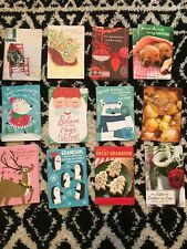Lot of 60 NEW Hallmark Christmas Cards With Envelopes