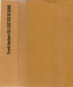 GLI ERETICI DI DUNE - FRANK HERBERT - EDITRICE NORD 1984