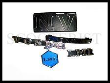 Vespa LML Horncast Leg Shield Badge Monogram Kit Set LML NV New OEM