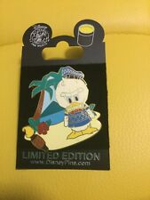 Walt Disney World Spotlight Tikis Donald Duck LE 1000 Disney Pin New On Original
