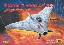 """RS Models 1/72 Blohm-und-Voss Ae-607 """"Nightfighter"""" # 92237"""