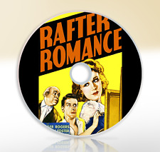 Rafter Romance (1933) DVD Classic Comedy Movie Film Ginger Rogers Norman Foster