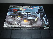 MEGA BLOKS HALO COVERT OPS 97072 NEW IN BOX SEALED TOYS R US EXCLUSIVE