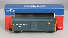 MTH 35-74016 S Gauge Long Island 40' Rebuilt Steel Boxcar LN/Box