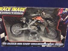 TOYZONE RACE IMAGE COLLECTIBLES 1/6 SCALE DIE CAST MX BIKES 99111