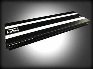DC Audio 10.0k Competition Series 1-Ohm Stable Class-D Monoblock Car Amplifier