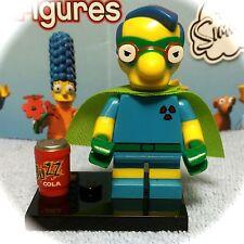 New Lego The Simpsons FALLOUT BOY Milhouse Mini Figures Series 2 #71009