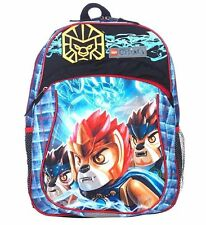 """LEGO Chima 16"""" Backpack with water bottle holder"""
