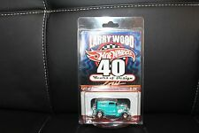 HOT WHEELS RLC LARRY WOOD 40 YEARS OF DESIGN A-OK