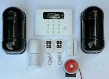 G30C Perimeter Alarm,Infrared Beams With GSM Autodialler Android/iPhone App,100m