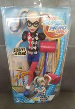 """DC Super Hero Girls Harley Quinn Action Doll, 12"""""""