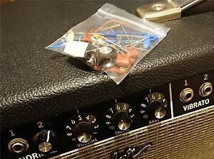 """GMRspares Deluxe Reverb 65 Reissue """"Dumbleford"""" Modification Kit"""