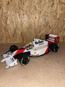 RC Auto Kyosho McLaren MP4 Honda - Senna - zum Wiederaufbau - Maßstab 1:10