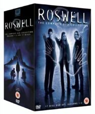 Roswell Seasons 1-3 Series 1 2 3 Complete One Two Three Box Set Region 4 DVD New