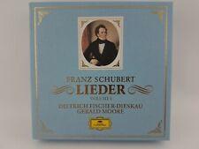 Schubert, Franz -  Lieder vol.1 / Dietrich Fischer-Dieskau, Gerald Moore DG 9-CD