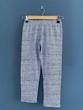 Gymboree Girls Size 10/12 Striped Capri Leggings