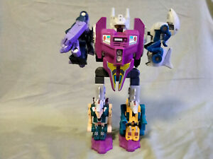 Transformers G1 Abominus - Hun-Grrr, Sinnertwin, Rippersnapper, CutThroat