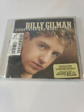 Billy Gilman: Everything & More - CD - New in Shrink Wrap & Free Shipping