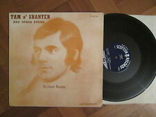 Harold Wightman – Tam O' Shanter - Poems Of Robert Burns - Scottish Records LP