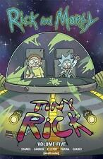 Rick and Morty: Volume 5 by Marc Ellerby, Katy Farina, Kyle Starks (Paperback, 2017)