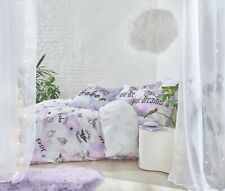 SassyB Not Your Cherub Teenage Duvet Cover Bedding Set Or Fitted Sheet Pastel