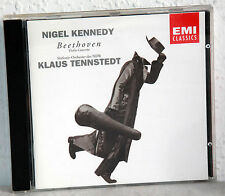 CD NIGEL KENNEDY - Beethoven Violin Concertos - Klaus Tennstedt