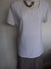 Per Una Scoop Neck Textured Tops & Shirts for Women