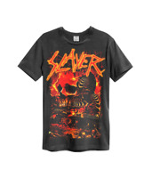 Amplified Slayer War Skull T-Shirt