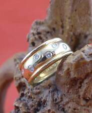 Original Wempe Brillant Ring in 750 Gelbgold