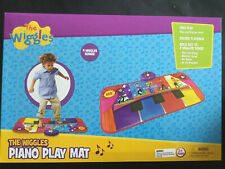 The Wiggles Piano Play Mat Bnib Free Shipping