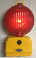 Dorman TrafiLITE Lamp,Red Lens HALOGEN FLASH, RAILWAY LEVEL CROSSING .