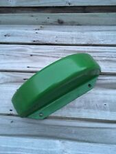 John Deere 110 Round Fender Transmission Pulley Cover-USED