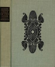 A Tale of Two Cities by Charles Dickens [Heritage Press][1966]
