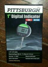 """1"""" Digital Indicator -Metric & SAE- Item #63613"""