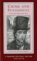 Crime and Punishment [Norton Critical Editions] , Paperback , Fyodor Dostoevsky