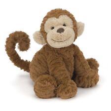 Jellycat Fuddlewuddle Monkey Medium Super Soft Plush Animal Kids Toy New