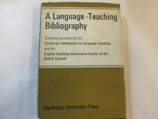 Good - A Language-Teaching Bibliography. 1st ed. - Centre for Information on Lan