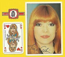 Katja Ebstein Fab Card Collection German Singer Eurovision