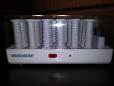Windmere Hot Curlers Rollers- in great clean used condition- heats up fast!