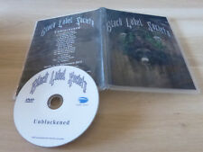 BLACK LABEL SOCIETY - UNBLACKENED  !!RARE FRENCH PROMO DVD!!!!!!!