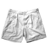 British Army Navy White Sailor Shorts Trousers RN Royal Navy Mens Pants NEW