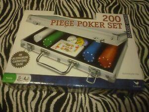 Cardinal 200 Piece Poker Set - NEW