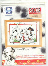 101 Dalmatians Vervaco Disney Counted Cross Stitch Kit VERY CUTE PUPPY!