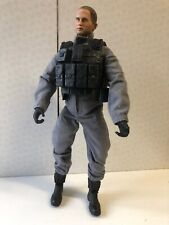 """HM Armed Forces Enemy Soldier Army Military 11"""" Action Figure Man Eagle Eye"""