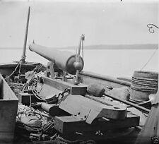 CSS Teaser captured by USS Maratanza James River Va New 8x10 US Civil War Photo