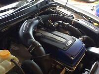 Ford Falcon XR6 Turbo FPV F6 BA BF FG BOV - Custom BOV noise Carbon Fibre KIT