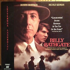 Billy Bathgate  Letterboxed Laserdisc Buy 6 free shipping