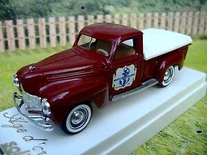 1/43  Solido (France)  Dodge pick up #4413