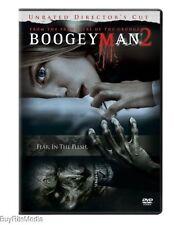 Boogeyman 2 (DVD, 2008 Unrated Directors Cut)